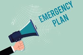 laboratory disaster response planning