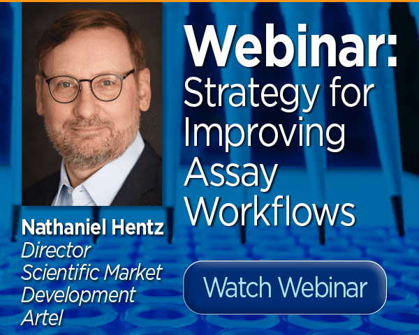 Strategy for Improving Assay Workflow
