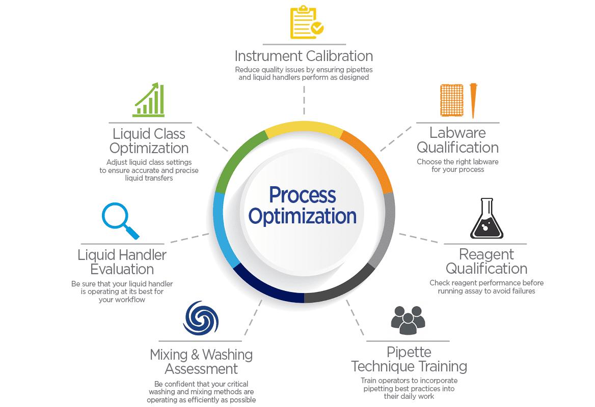Process Optimization IInfographic