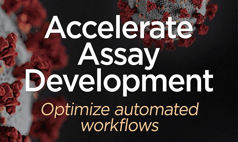 Accelerate Assay Development
